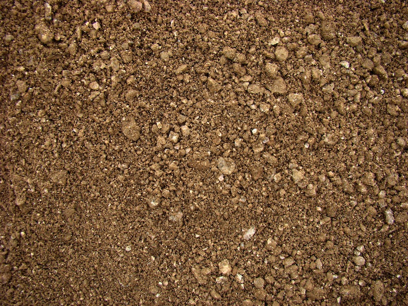 Crushed Granite Mulch : Mulch top soil spring branch san antonio tx