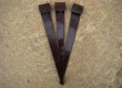 Metal Stakes (Brown)